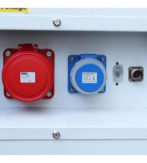 ITC Power Industrie Stromerzeuger Stromaggregat DG14KSE 14 KVA Diesel