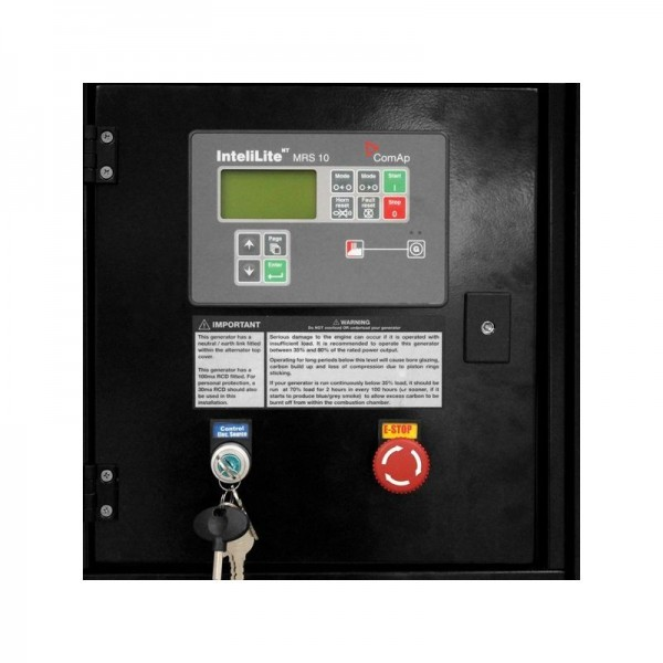 ITC Power Industrie Stromerzeuger Stromaggregat DG22KSE 22KVA Diesel