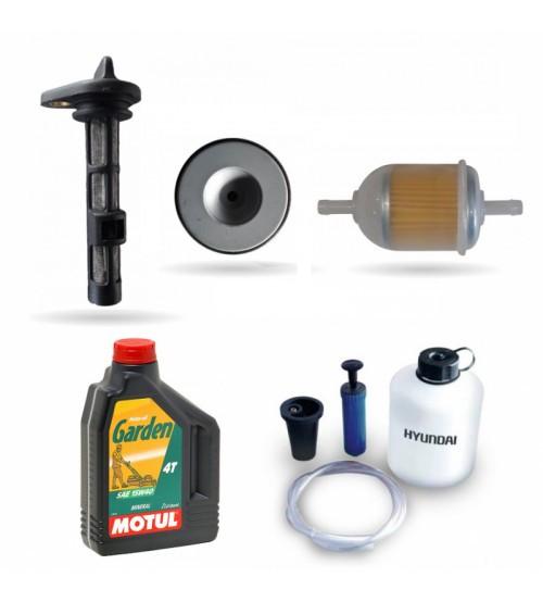 Wartungsset Komplett Diesel Stromaggregate ITC Power / Hyundai / Kompak