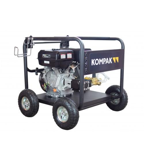 Kompak Industrie Hochdruckreiniger Benzin 270 bar Profi